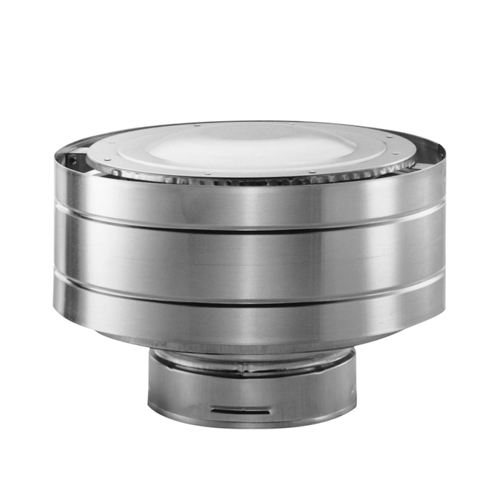 DuraVent DVP Low Profile Vertical Termination Cap | 46DVA-VC