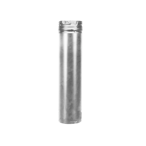 "DuraVent Pellet Vent Pro 6"" Straight Length Pipe 