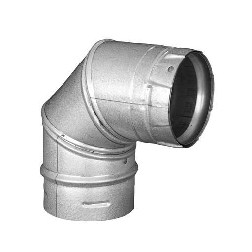 DuraVent Pellet Vent Pro 90 Degree Elbow | 3PVP-E90