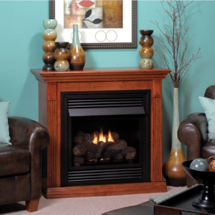 Empire Vail Deluxe 26 Vent Free Gas Fireplace | VFD26FP |