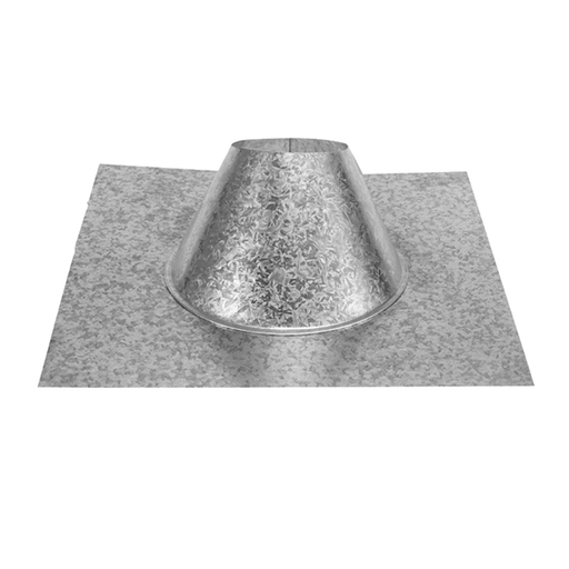 DuraVent Pellet Vent Pro Adjustable Roof Flashing 0/12-6/12 | 3PVP-F6