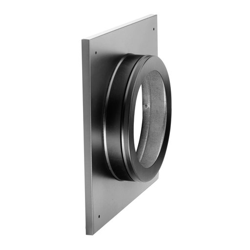 DuraVent DVP Round Ceiling Support / Wall Thimble | 46DVA-DC