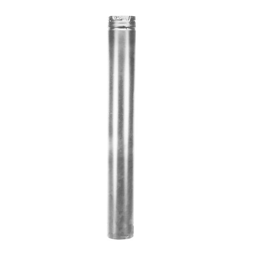 "DuraVent Pellet Vent Pro 3"" Diameter 48"" Length Pipe 