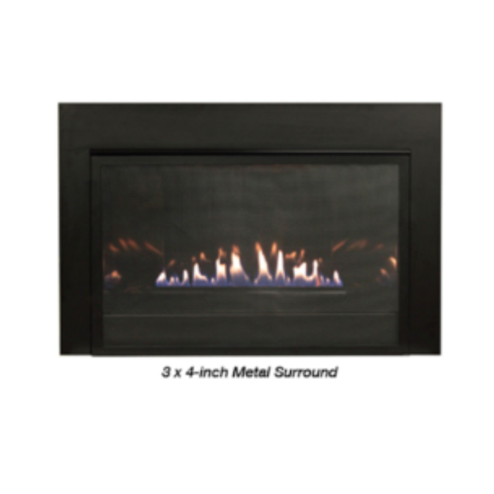 Empire Loft Medium Vent Free Gas Insert | VFLC28 |