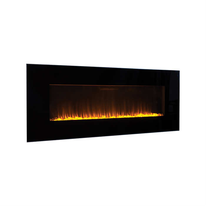 Superior 54 Inch Radiant Linear Electric Fireplace | ERC4054