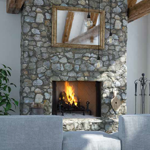 Superior 36 Inch Wood Fireplace | WRT4536