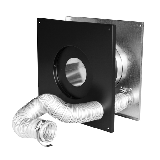 "DuraVent Pellet Vent Pro 3"" Wall Thimble Air Intake Kit 