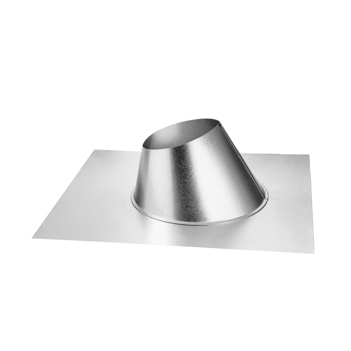 DuraVent Low Pitch Roof Flashing 0/12-6/12 Dead Soft | 46DVA-F6DS