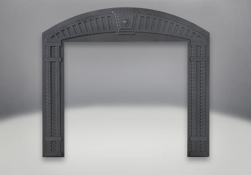 Napoleon AS35WI Arched Wrought Iron Decorative Surround | AS35WI
