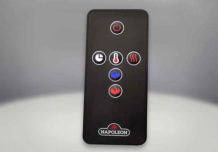 Napoleon Allure Electric Fireplace Remote Control W190 0095