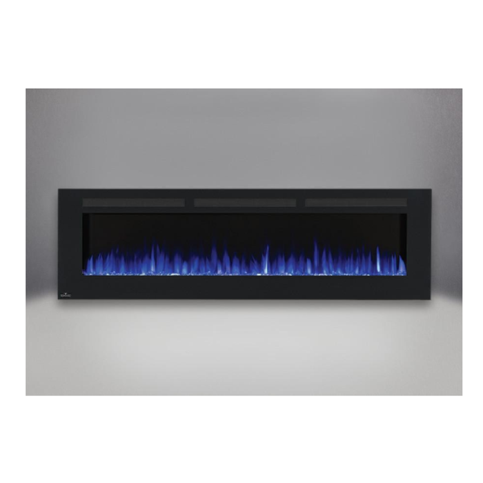 Napoleon Allure 72 inch Wall Mounted Electric Fireplace | NEFL72FH |