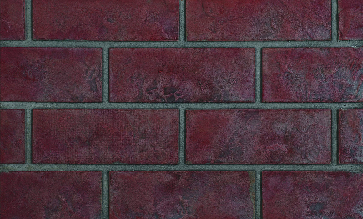 Napoleon GD870KT Old Town Red Decorative Brick Panels | GD870KT