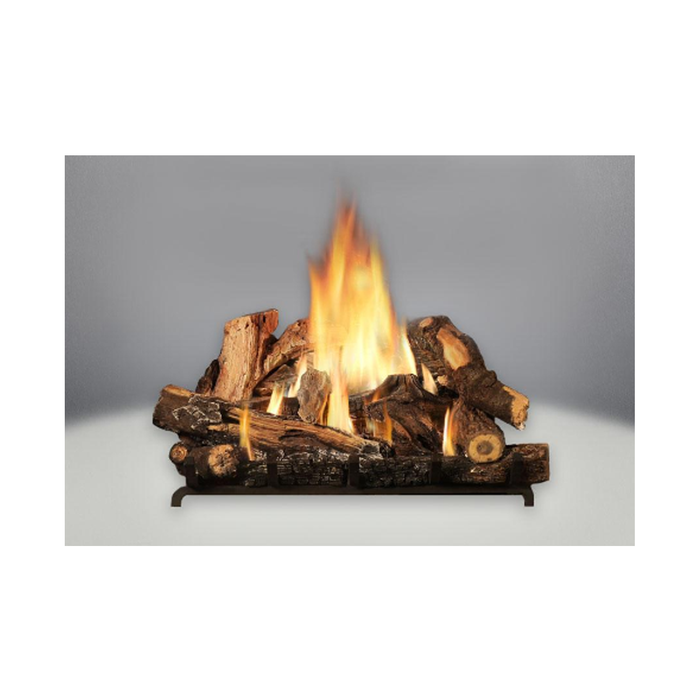 Napoleon Burner Assembly with Oak Log Set | B52NTL |
