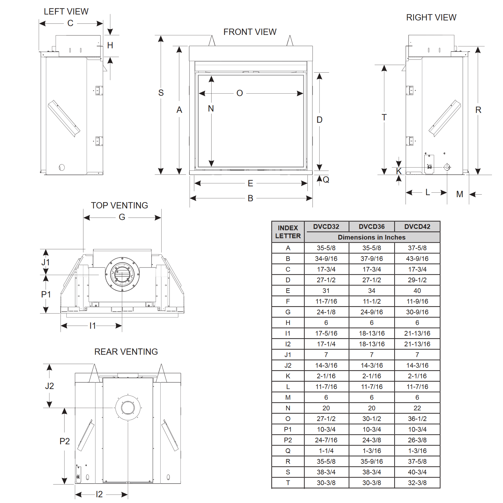 DVCD36 Technical Drawing 1