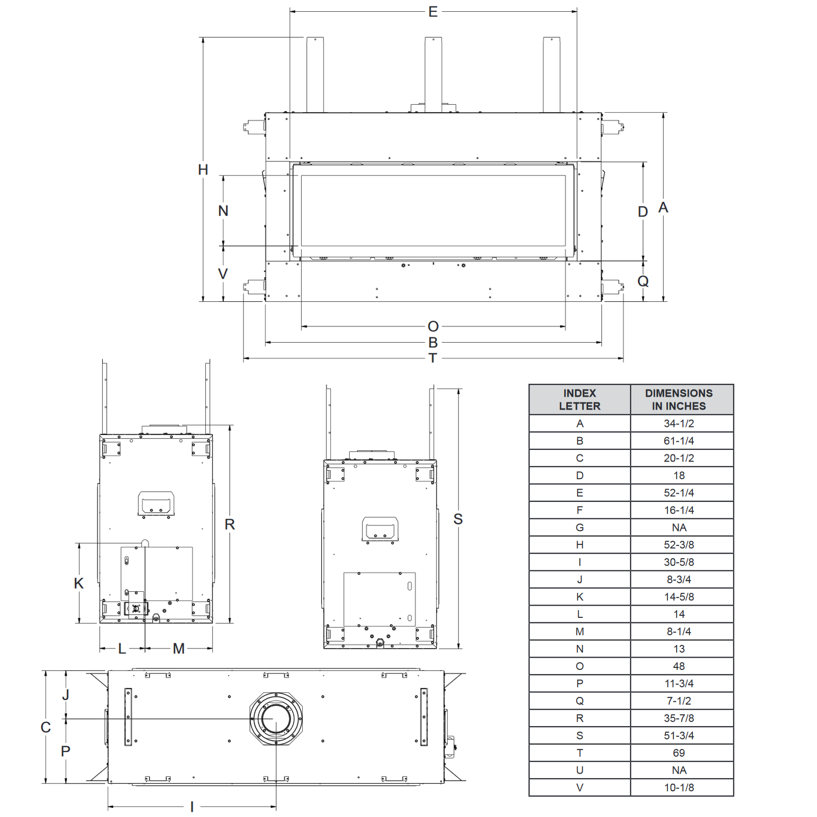 DVLL48 Technical Drawing 1