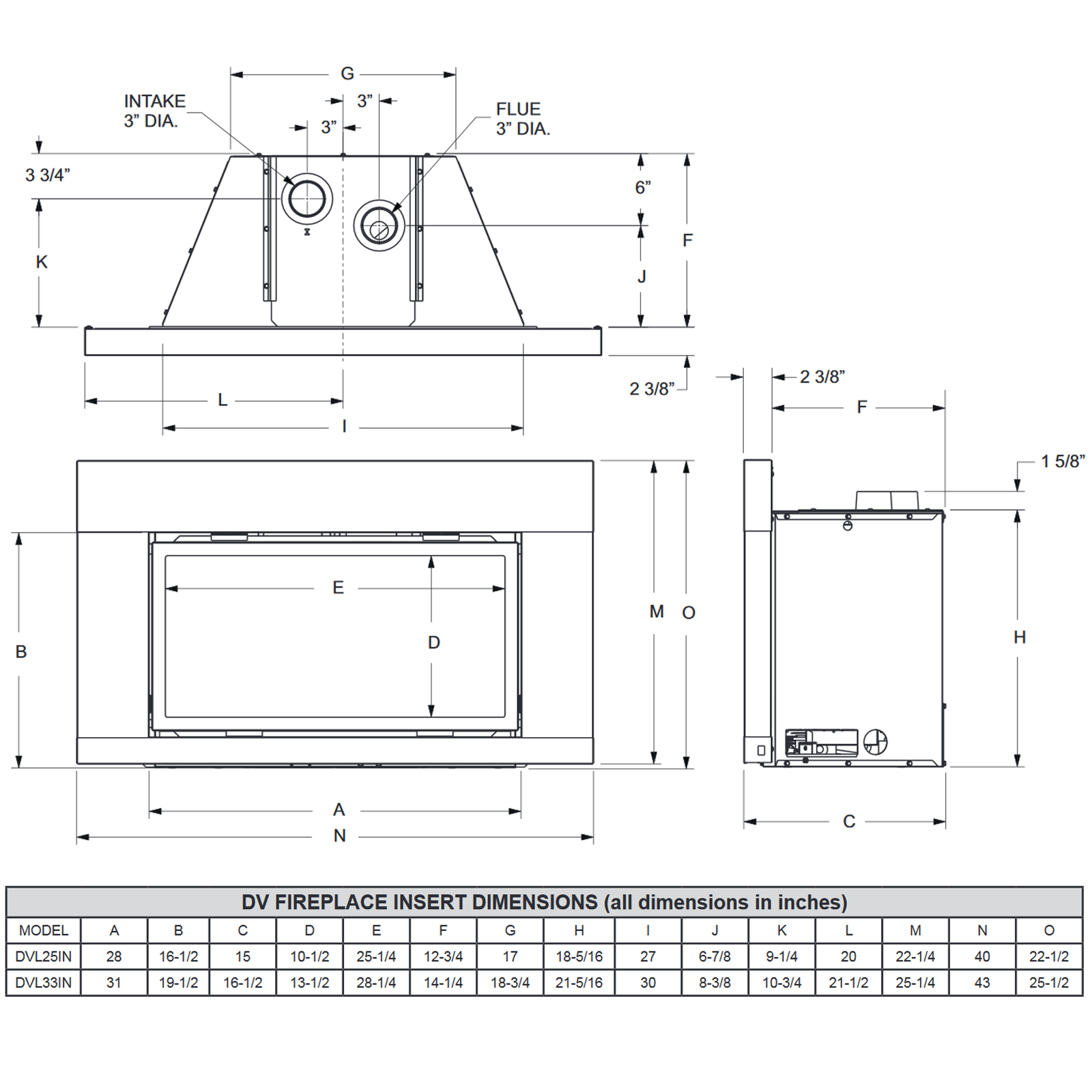 DVL25 Technical Drawing 1