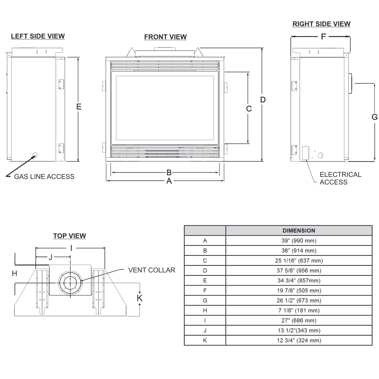 DVP36 Technical Drawing 1