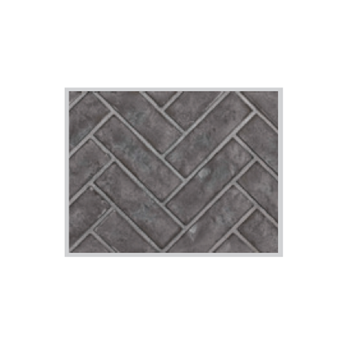 Napoleon Decorative Brick Panels Westminster Grey Herringbone for Altitude X 36 | DBPAX36WH |