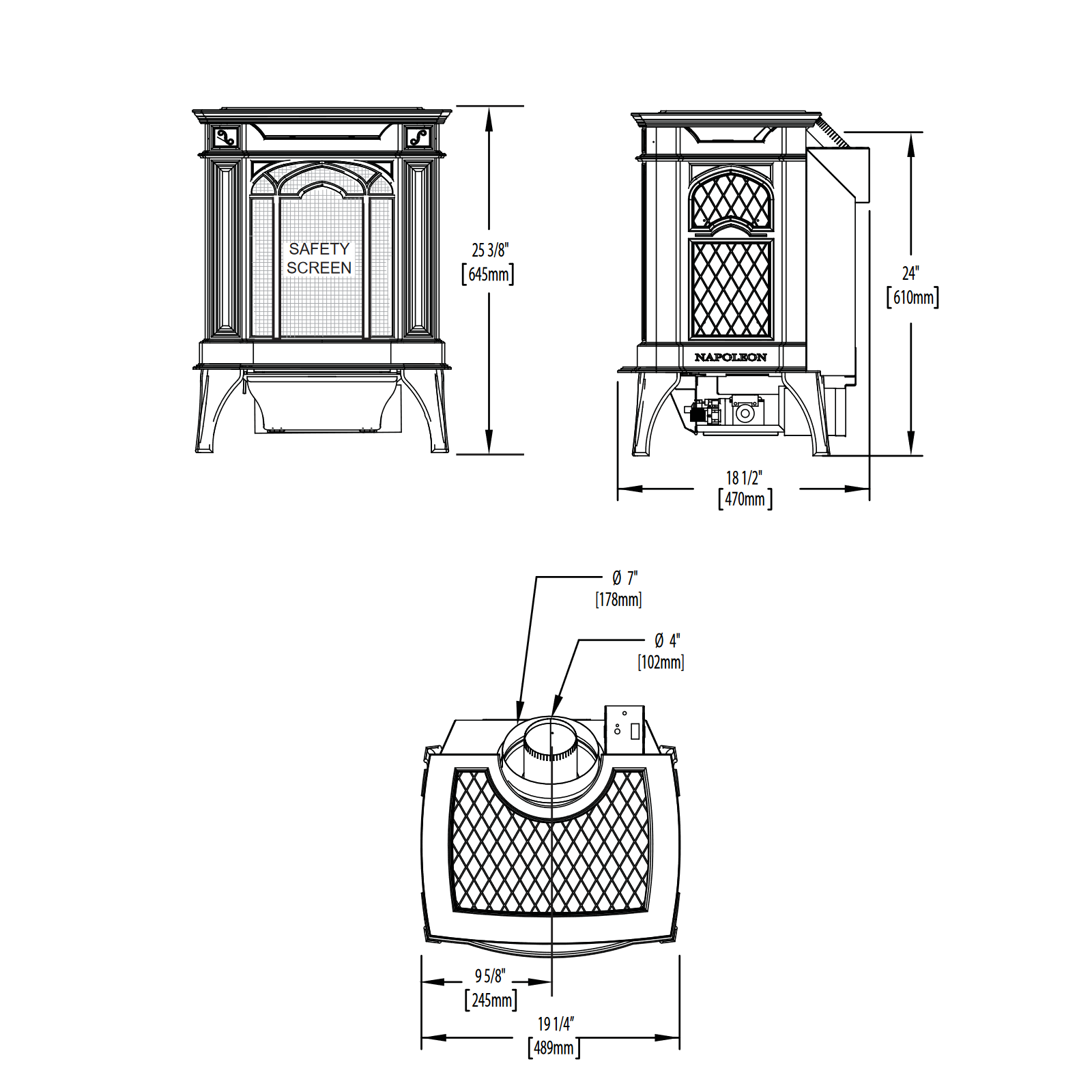 GDS20 Technical Drawing Main