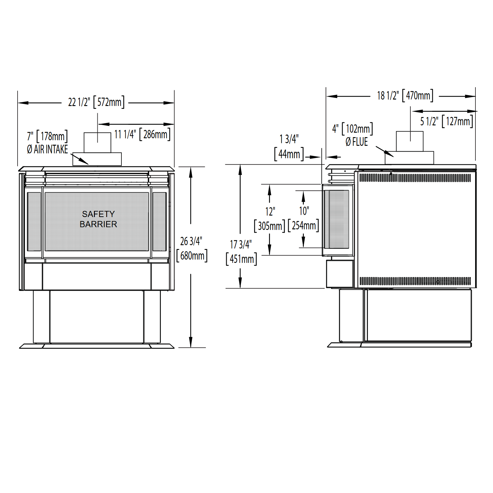GDS28 Technical Drawing Main