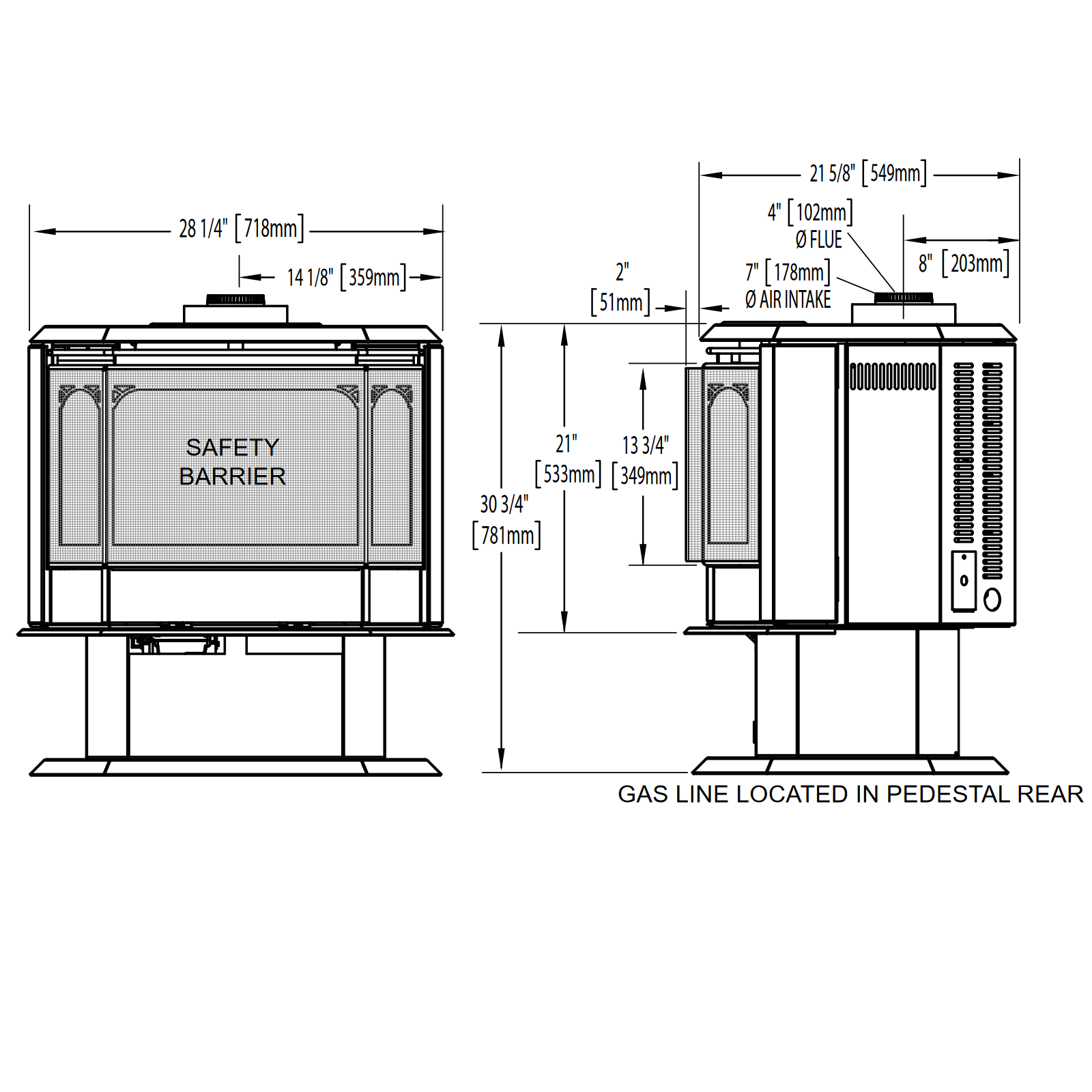 GDS50 Technical Drawing Main