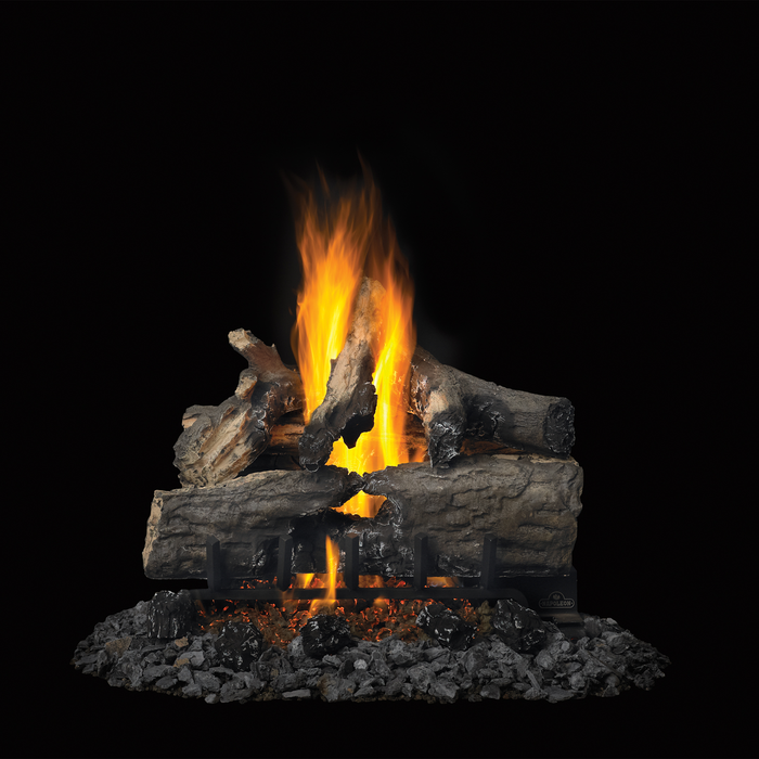 "Napoleon Reversible Series GL22 22"" 6-Piece Gas Log Sets 