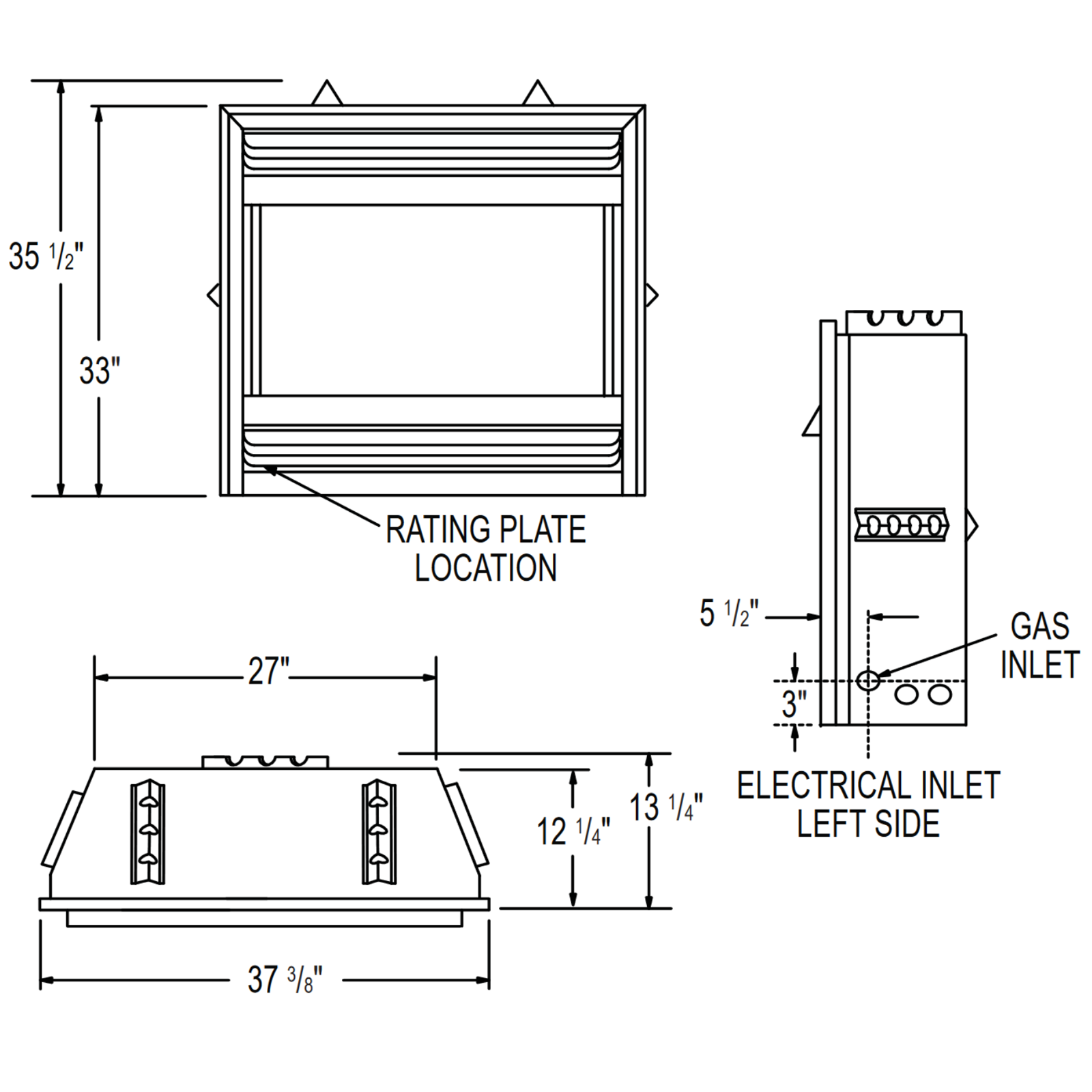 GVF36 Technical Drawing 1