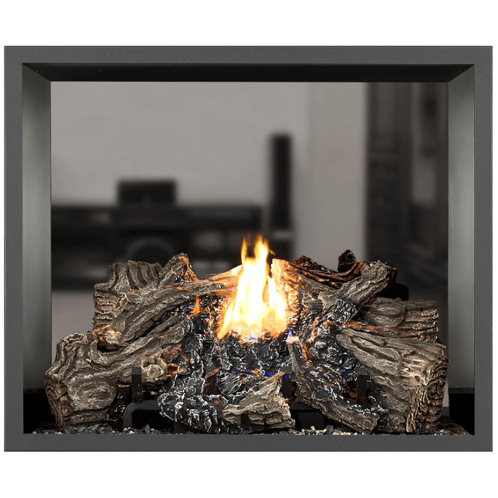 Napoleon High Definition 81 See Thru DV Gas Fireplace | HD81NT-1