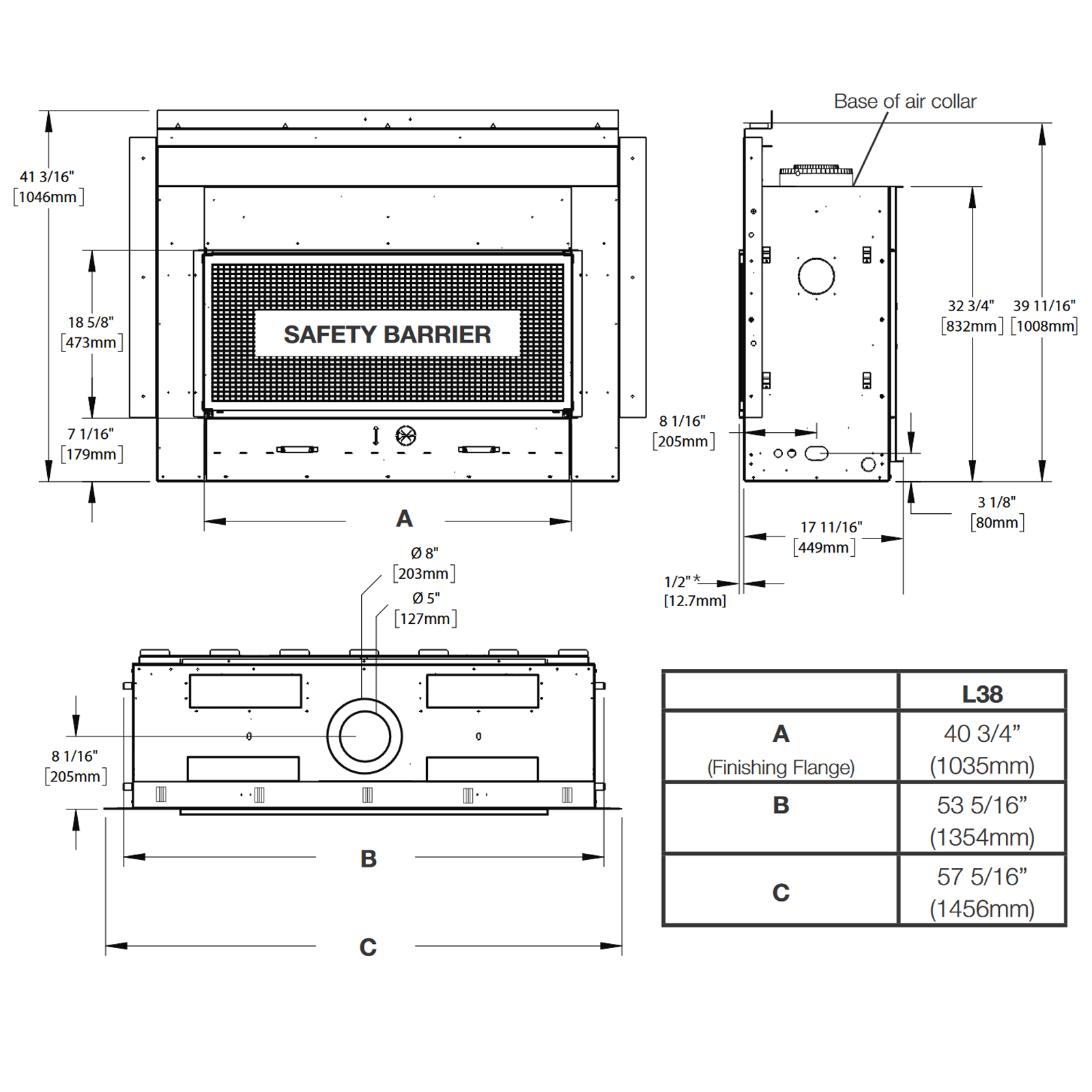 L38 Technical Drawing 1