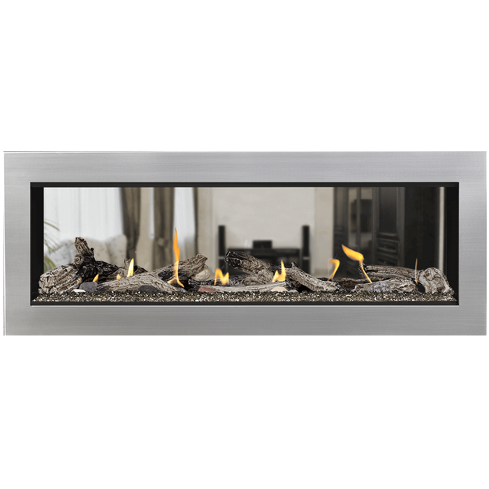 Napoleon Acies 50 See-Through Linear Direct-Vent Gas Fireplace | L50N2