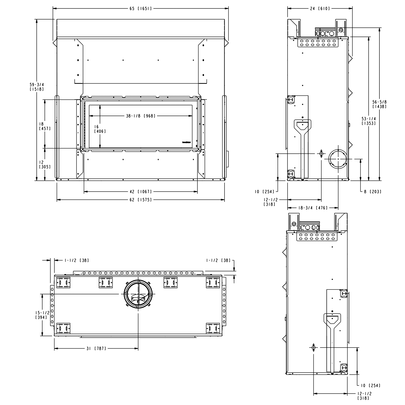LM42 Technical Drawing 1