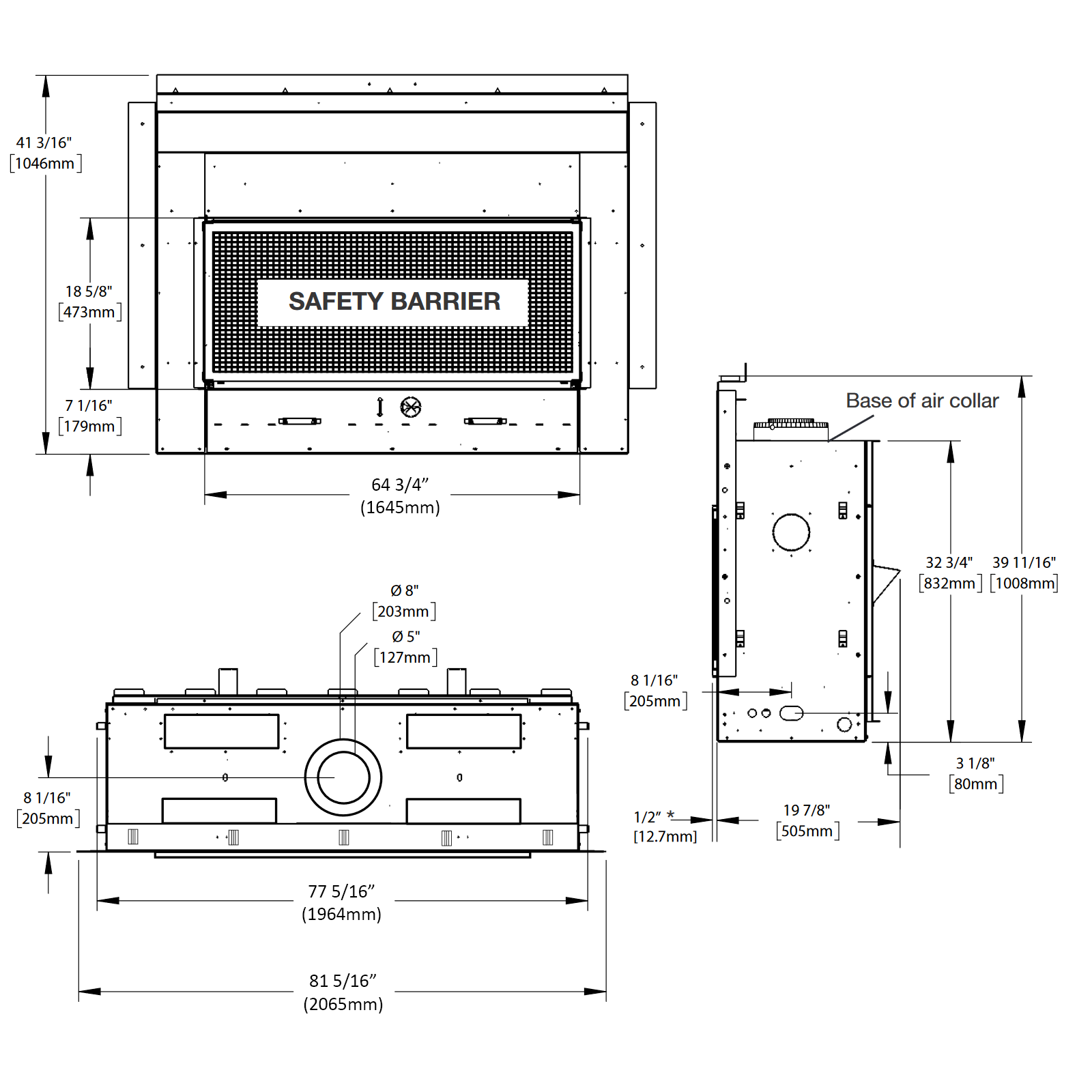 LV62 Technical Drawing 1