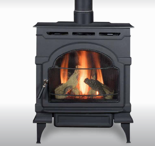 Majestic Oxford Direct Vent Gas Stove Gas Stoves | OXDV30