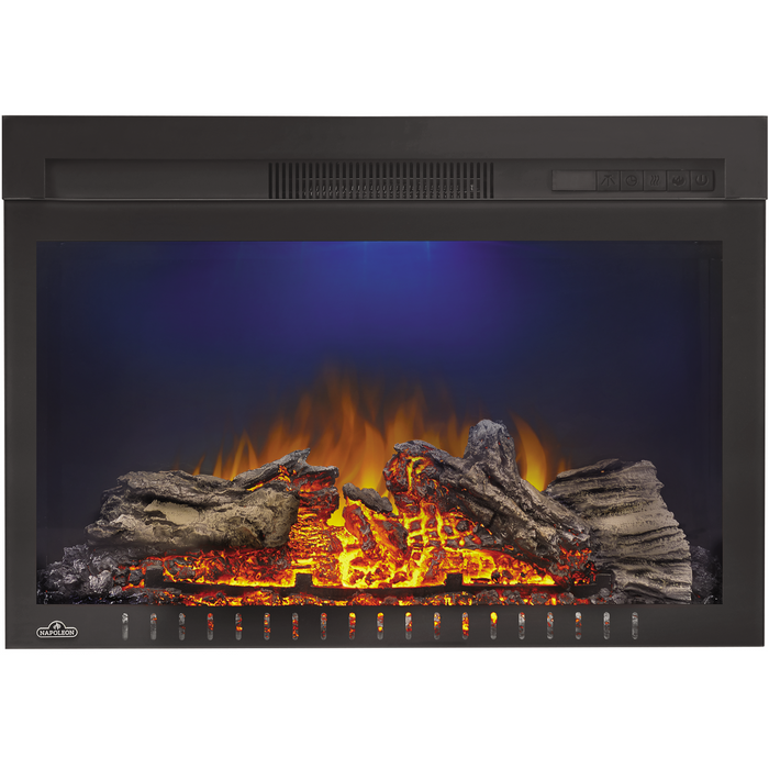 Napoleon Cinema 27 NEFB27H-3A Built-In Electric Fireplace | NEFB27H-3A