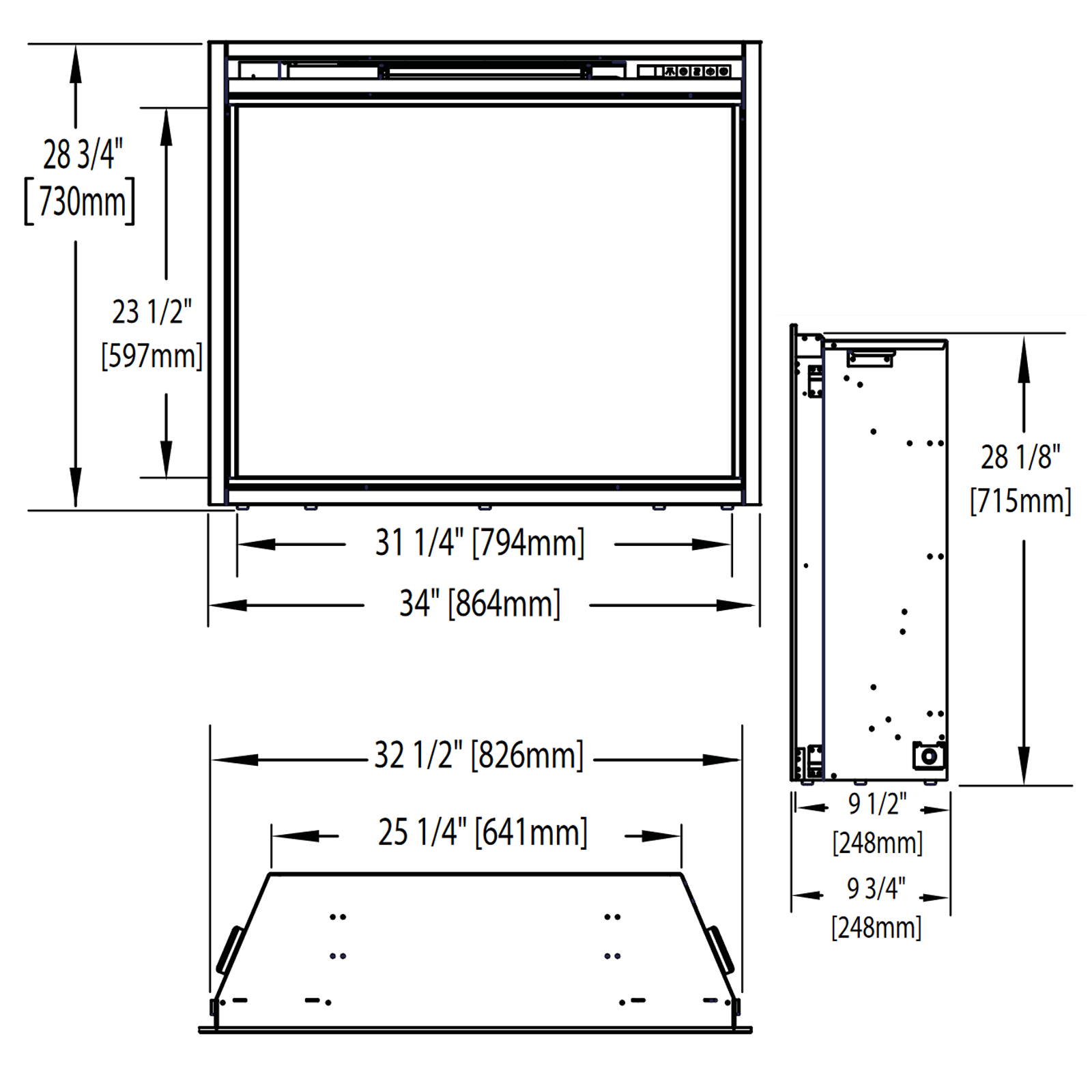 NEFB33 Technical Drawing 1