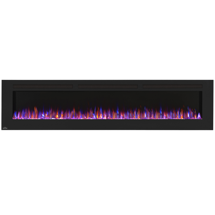 Napoleon Allure 100 inch Wall Mounted Electric Fireplace | NEFL100FH