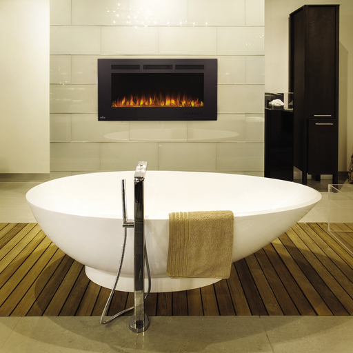 Napoleon Phantom 42 inch Wall Mounted Electric Fireplace | NEFL42FH-MT
