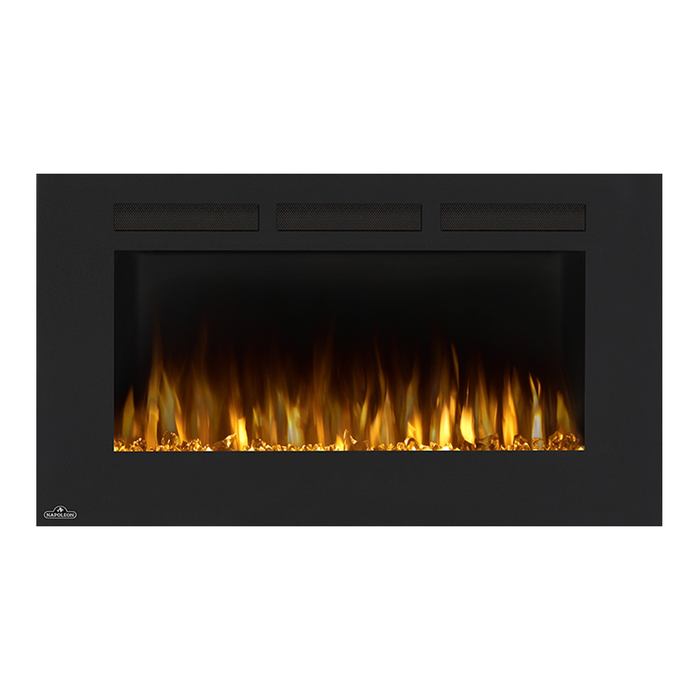 Napoleon Allure 42 inch Wall Mounted Electric Fireplace | NEFL42FH