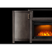 Napoleon The Whitney Electric Fireplace and Mantel | NEFP24-0516GRW