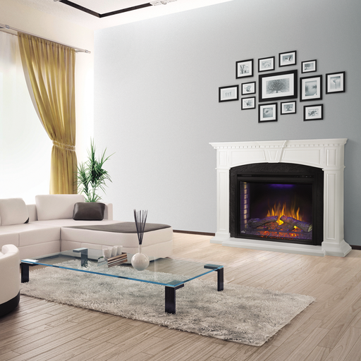 Napoleon The Taylor Electric Fireplace and Mantel | NEFP33-0214W