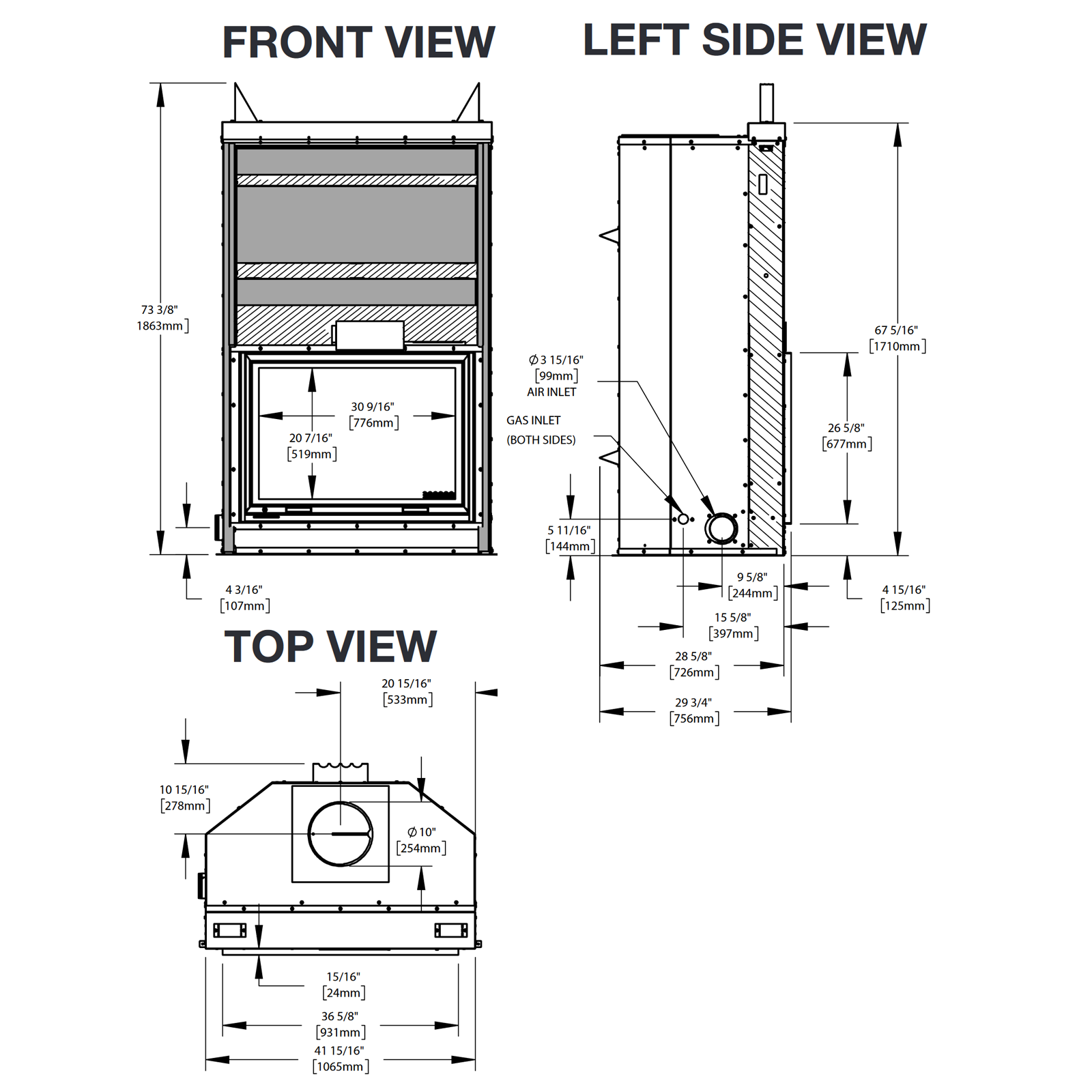 NZ5000 Technical Drawing 1