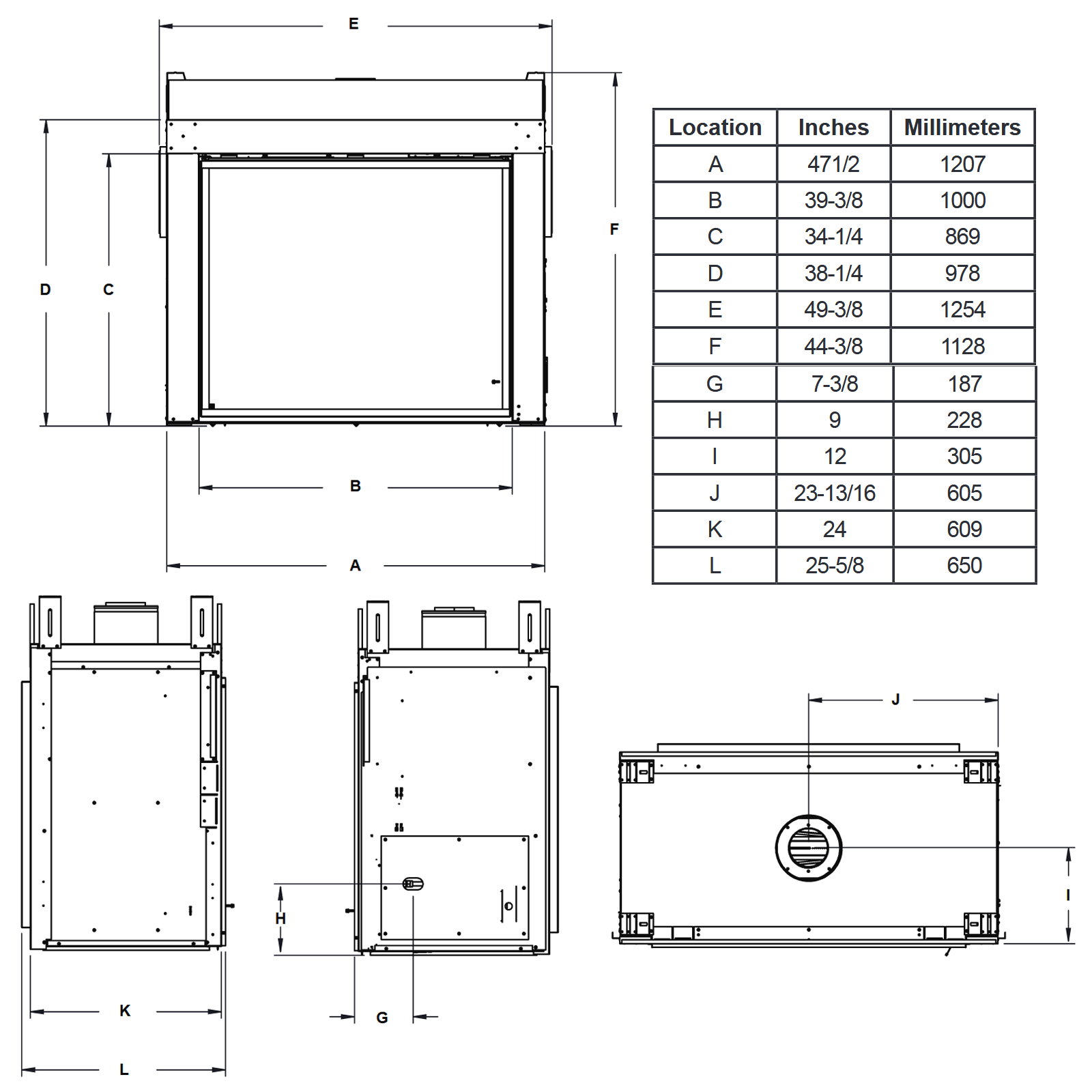 ODFORTG-36 Technical Drawing 1