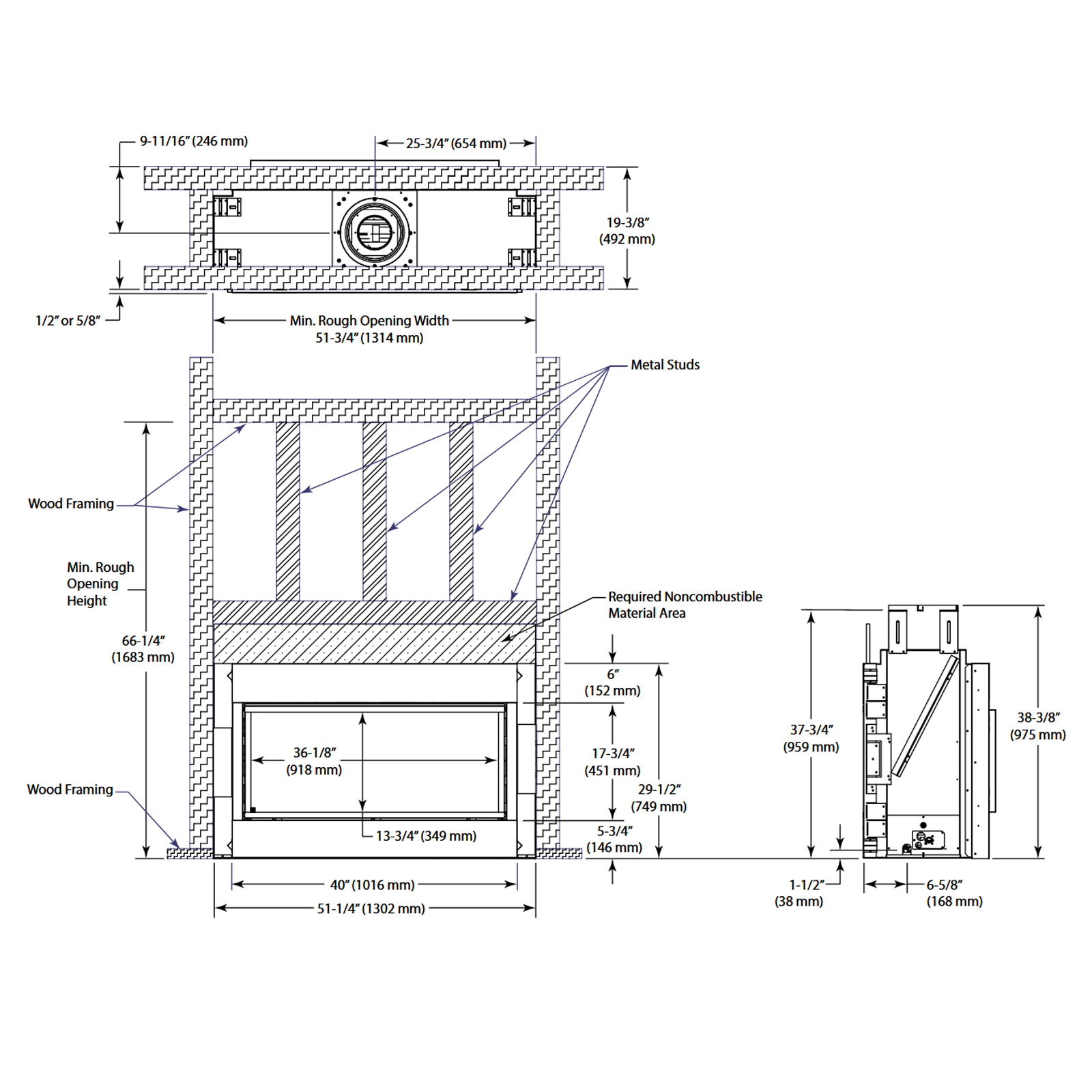 ODMEZG-36 Technical Drawing 1