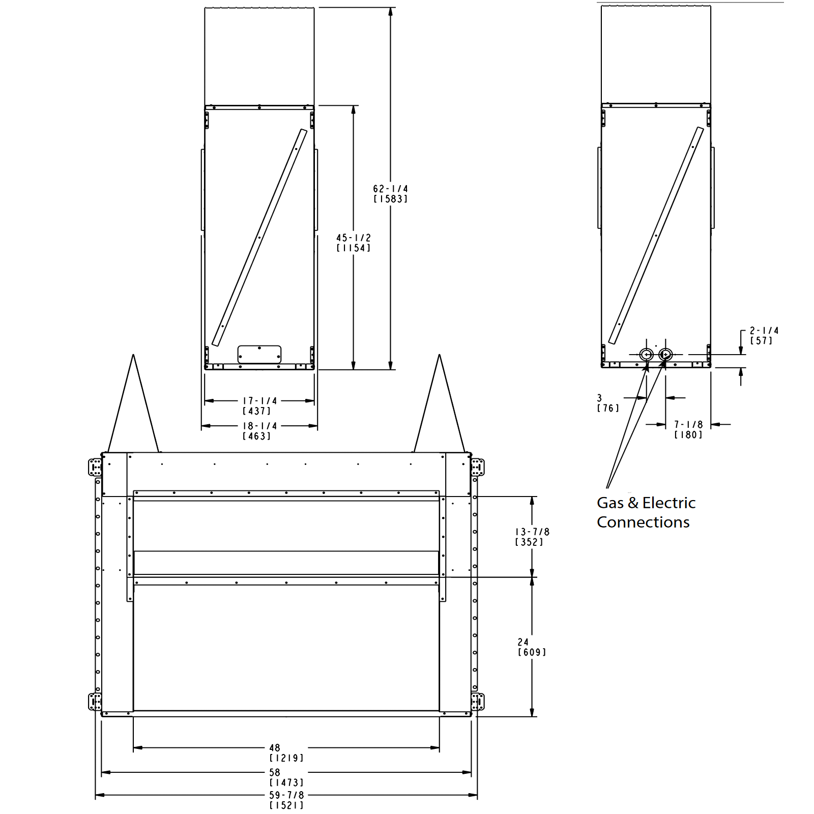 ODPALGST-48 Technical Drawing 1