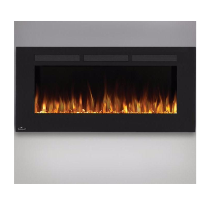 Napoleon Allure 100 inch Wall Mounted Electric Fireplace | NEFL100FH |