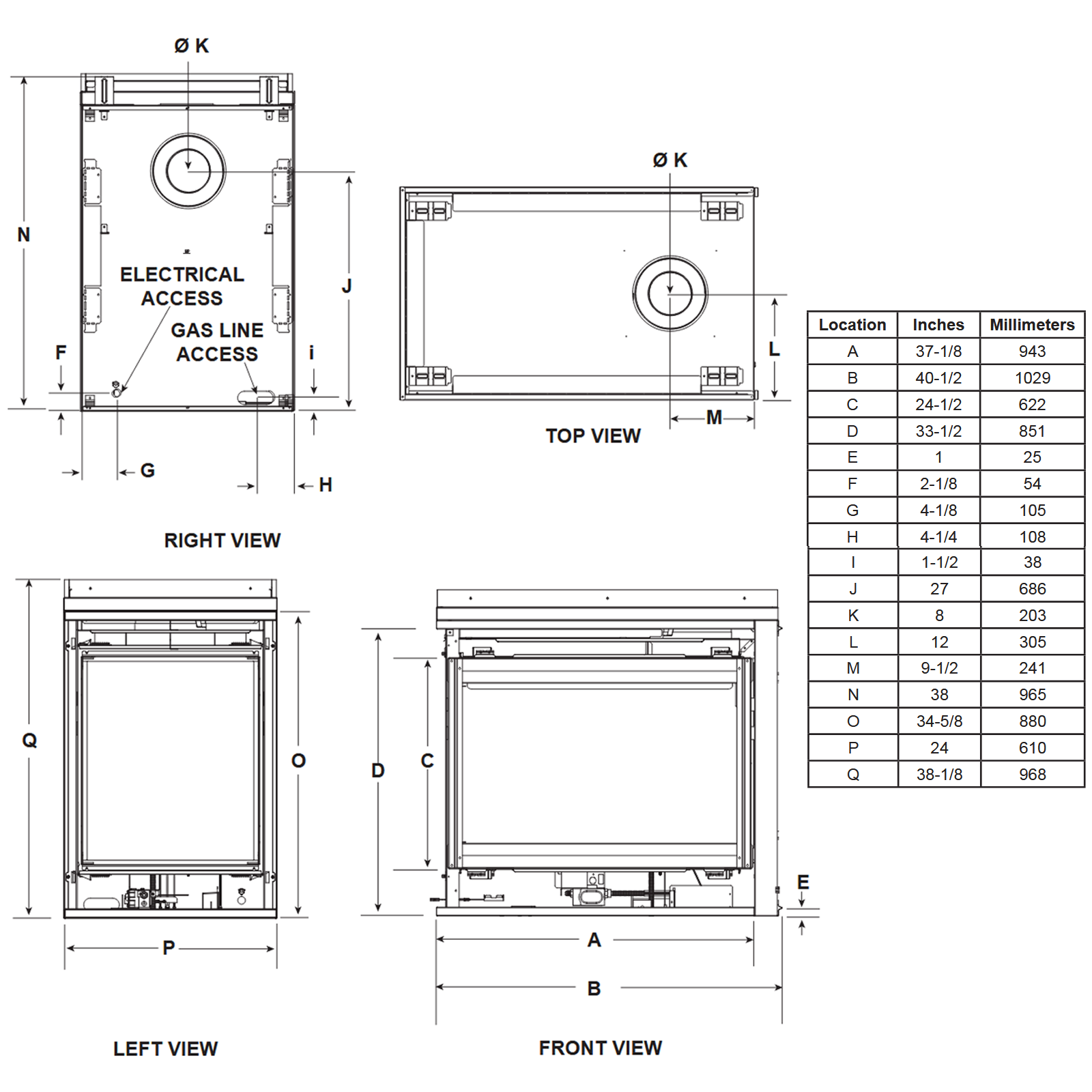 PEARL36 Technical Drawing 1