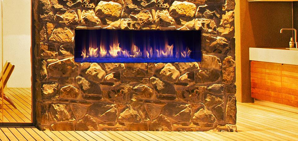 Majestic Palazzo ODPALG-48 Outdoor Linear Gas Fireplace | ODPALG-48