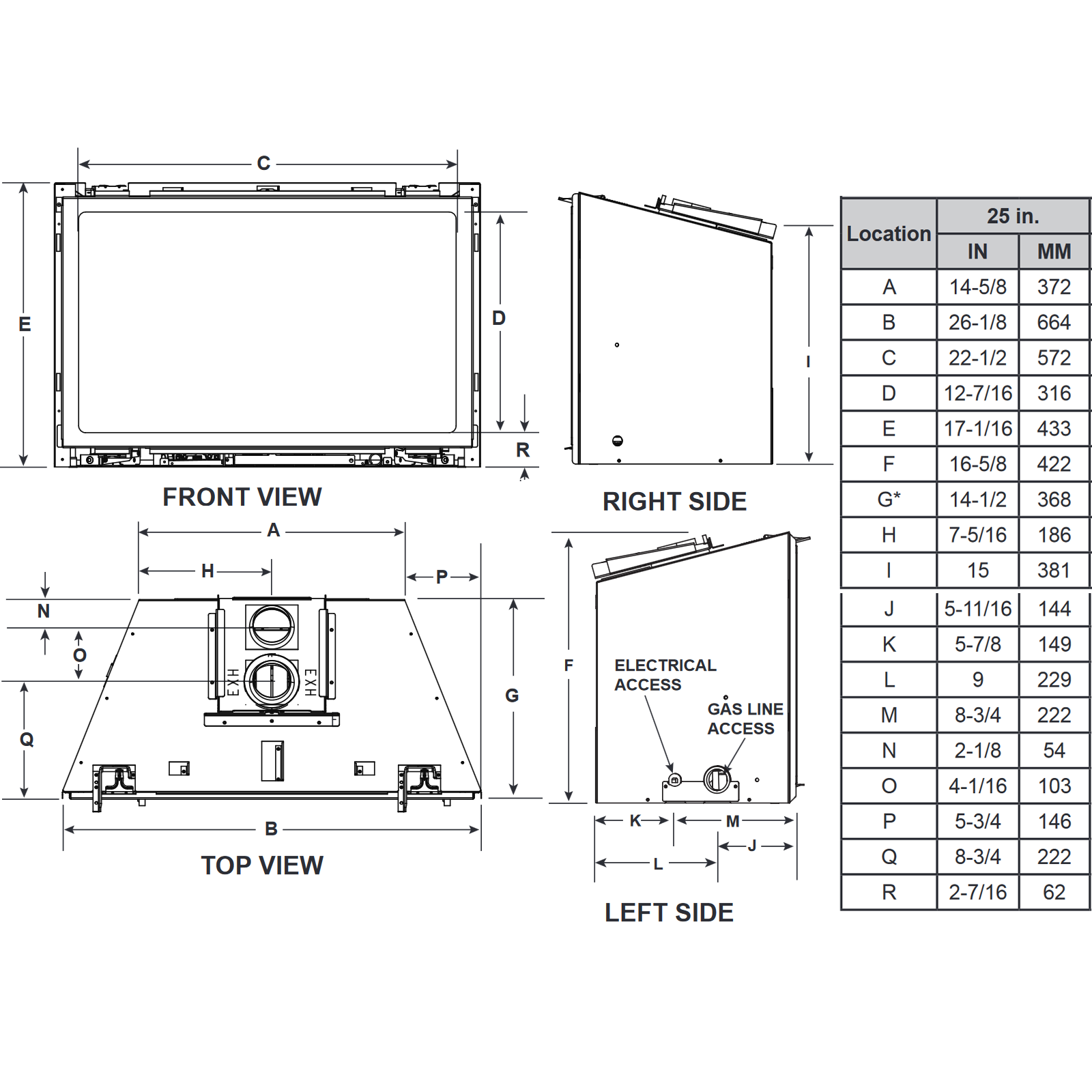 RUBY25 Technical Drawing 1