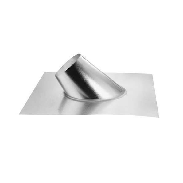 "Majestic SLP 4""x 6-5/8"" High Pitch Roof Flashing 7/12-12/12 