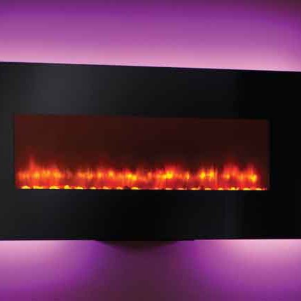 "Monessen SimpliFire 70"" Wall-Mount Electric Fireplace 